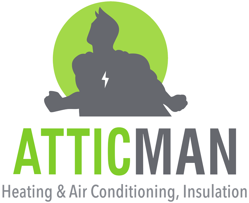 Atticman Heating & Air Conditioning, Insulation (916) 520-9566